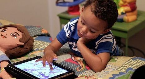 [Radio] via @anniemurphypaul: Touch-Screen Devices And Very Young Children | The Diane Rehm Show from WAMU and NPR | Must Read articles: Apps and eBooks for kids | Scoop.it