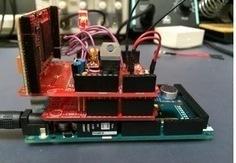 Speak recognition system runs on Arduino shield | Raspberry Pi | Scoop.it
