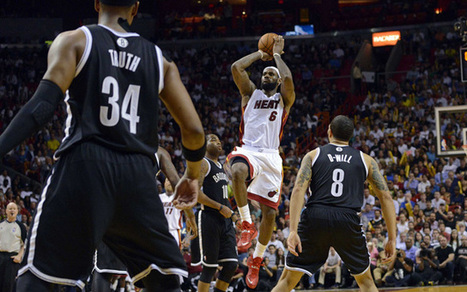 NBA Playoffs: Conference Semifinals Preview   Bball   Scoop.it