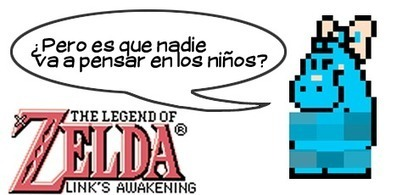 La censura de Link's Awakening | Manga and videogames | Scoop.it