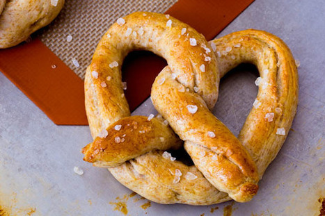 30 minute homemade soft pretzels. | HFN2O: Food and Nutrition | Scoop.it