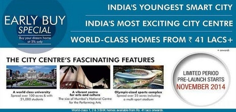 Lodha Codename the Centre Photos Mumbai | Real Estate | Scoop.it