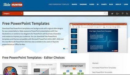 5 páginas web con plantillas PowerPoint gratuitas para crear presentaciones | Educacion, ecologia y TIC | Scoop.it