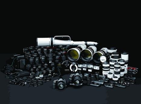 La ce te uiti cand alegi un aparat foto SLR ? | Tehnologie | Scoop.it