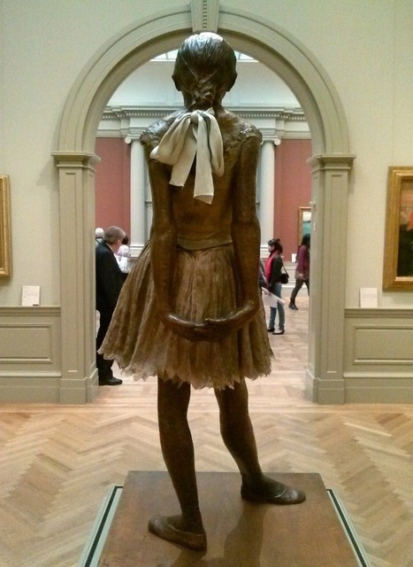 Little Dancer by Edgar Degas: What Makes Her Different and Loved by All? | Architecture and Sculptures | Scoop.it