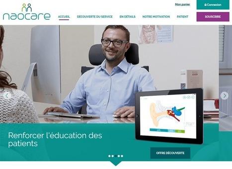 Naocare : service d'accompagnement dans l'éducation des patients   Maladies chroniques et Education Thérapeutique   Scoop.it