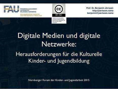 Digitale Medien und digitale Netzwerke: Herausforderungen für die Kul… | Medienbildung | Scoop.it