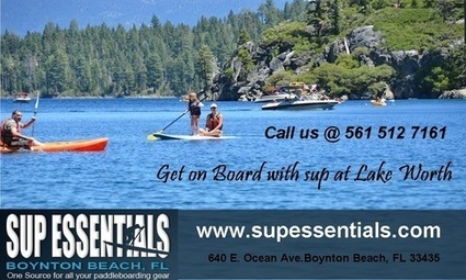 Stand Up Paddle Boards Lake worth | Buy SUP Paddleboards-Paddle Board here ! | Scoop.it