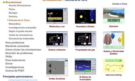 Simulaciones PhET para aprender Ciencias | Ciencia Y Tecnología | Scoop.it