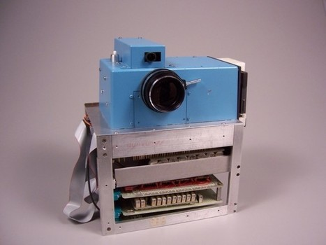 From the Cold War: The Evolution of the Modern Digital Camera - DIY Photography | Heron | Scoop.it