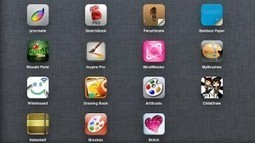 Eight Great Apps for Educators to Create, Display and Share | IPAD APPLICATIONS FOR TEACHERS | Scoop.it