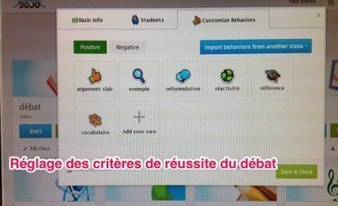 Stimuler et évaluer les débats oraux avec Classdojo - Educavox | Tice Fle, Ele | Scoop.it