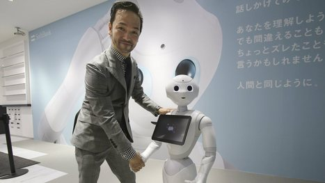Two more reasons the robots might take our jobs: Alibaba and Foxconn | Perception | Scoop.it