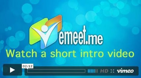 eMeet.me - FREE web meetings for all | Web 2.0 for Education | Scoop.it