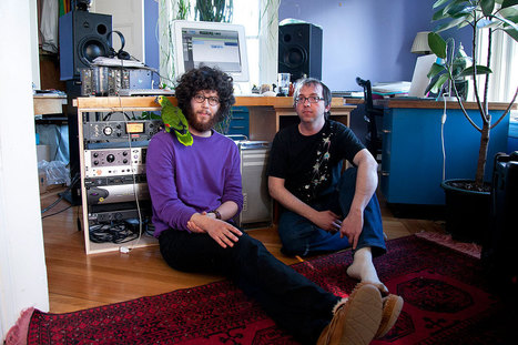 Mountain of Leopards a little label with big ideas - Boston Globe | The change in gold certification in the Recording industry | Scoop.it
