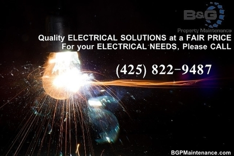 Kirkland Electricians Providing Quality and Exc... | Electrical and Maintenance Solution | Scoop.it