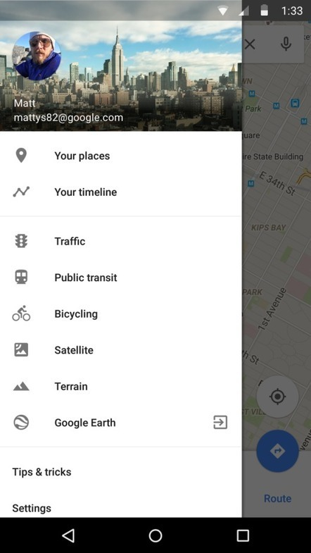Google Maps now lets you revisit your location history in a detailed timeline | DigitalFootPrint | DigitalCitiZEN | Café puntocom Leche | Scoop.it