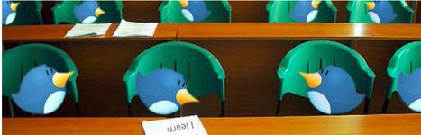 Que no sea una distracción: Cómo aprovechar Twitter en el aula   montsegm1   Scoop.it