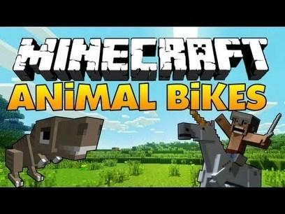 Animal Bikes Mod for Minecraft (1.8/1.7.10/1.7.2) | MinecraftMods | Scoop.it