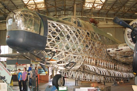 The REAL monster from Loch Ness - Vickers Wellington 'R for Robert' | Warbirds | Scoop.it
