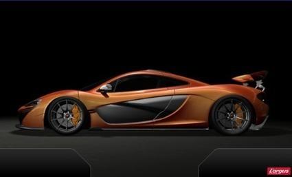 Mclaren P1 Super Hybride - L'argus auto | Voiture Hybride et Electrique: Les innovations | Scoop.it