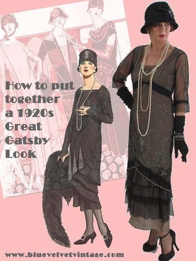 1920s | Vintage Style Files | 1920's Life and Living | Scoop.it