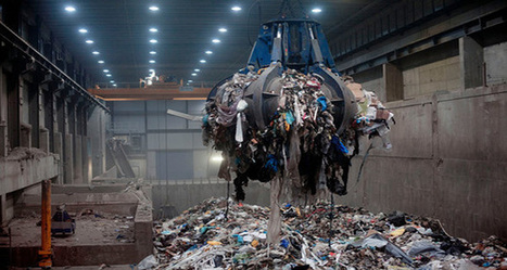 Sweden Runs Out of Garbage - CSglobe | Beautiful things to make | Scoop.it