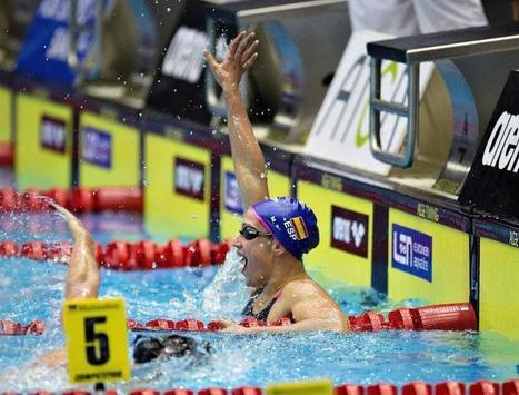 Mireia Belmonte, oro y récord europeo en los 400 estilos | Cosicas | Scoop.it