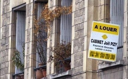 Immobilier : le marché locatif est (aussi) gelé | immobilier2 | Scoop.it