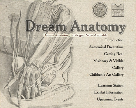 Dream Anatomy: A National Library of Medicine Exhibit | health & medicine in philosophy & culture | Scoop.it