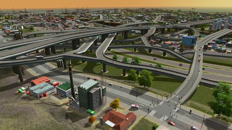 jouer à la ville durable: quand les gamers réinventent les modèles urbains : Prêt pour la révolution de la resource | Innovation durable | Scoop.it