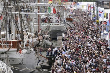 """""""L'Armada aura bien lieu du 6 au 16 juin 2013″, à Rouen (76)...!!!   Les news en normandie avec Cotentin-webradio   Scoop.it"""