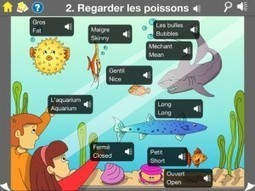 Study French Vocabulary with Noyo French Language App | AvatarGeneration | Scoop.it