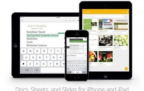 Google Präsentationen jetzt für iPhone und iPad erhältlich - Giga.de | iPad in der Schule | Scoop.it