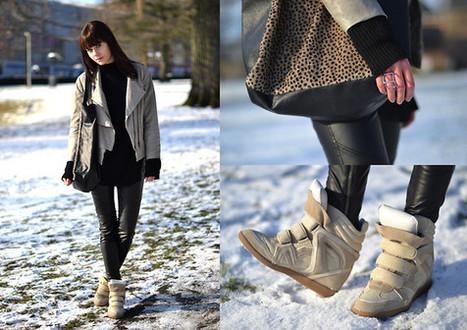 Parfait Sneakers Isabel Marant pour les femmes   Isabelle Marant Mode   Boutique Sneakers Isabel Marant en ligne   Fashion style for ladies   Scoop.it