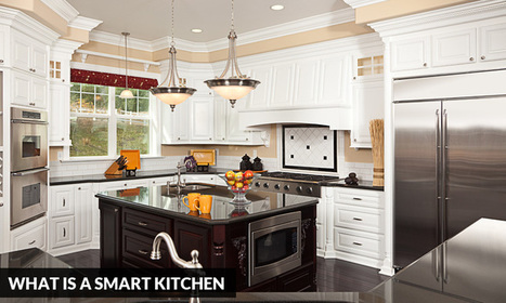 What is a Smart Kitchen | Kitchen Solvers Franchise | Home Improvement Franchise | Scoop.it
