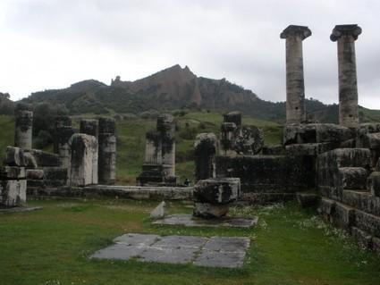 Temple of Artemis at Sardis - Ancient History Encyclopedia | History | Scoop.it