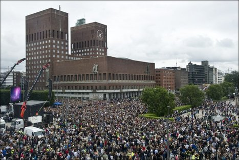22.07.2011 - This tragedy will not weaken Norway. It will make us prouder, stronger and kinder than ever. | Sosial på norsk | Scoop.it