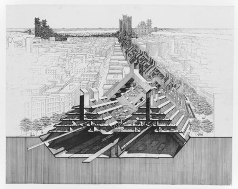 hyperreal cartography & the unrealized city | Urban Choreography | Scoop.it