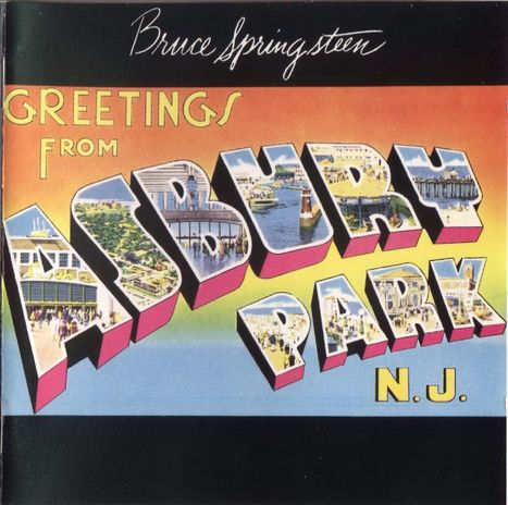 Directo a la gloria: 40 años de Greetings from Asbury Park | Política & Rock'n'Roll | Scoop.it
