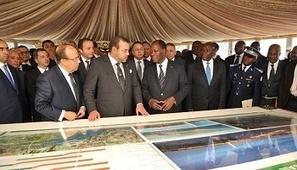 La Côte d'Ivoire et le Maroc s'allient pour l'aménagement de la baie de Cocody | Afrique, une terre forte et en devenir... mais secouée encore par ses vieux démons | Scoop.it