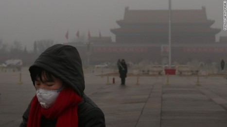Beijing announces emergency measures amid fog of pollution - CNN International | Pollution and Health Risks | Scoop.it
