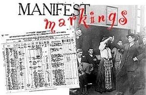 Manifest Markings Home | Généal'italie | Scoop.it