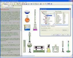 Cinco programas para enseñar clases de Química con las TIC | ciencias del mundo contemporaneo | Scoop.it