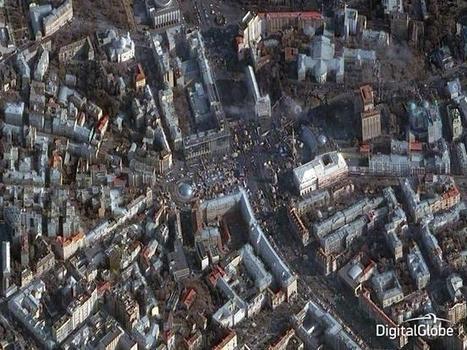 Incredible satellite images of 2014 - NEWS.com.au   Remote Sensing   Scoop.it