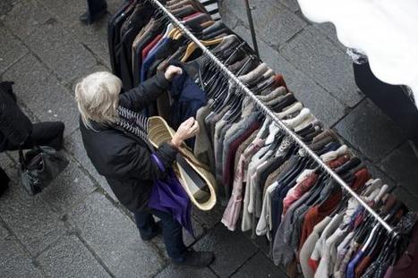 Habillement: les Français dépensent de moins en moins | Ouest France Entreprises | Le marché de l'habillement | Scoop.it