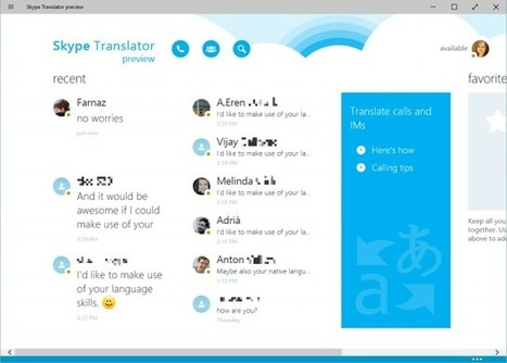 Can Skype Translator really help you converse in any language? We tested it to ... - Digital Trends | Translators Make The World Go Round | Scoop.it