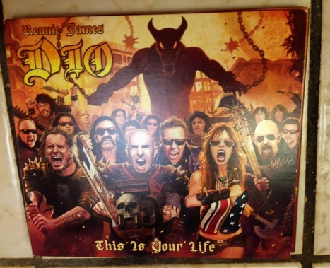 Man on Metal Mountain—Ronnie James Dio: This is Your Life | On the Records (Musically Speaking) | Scoop.it