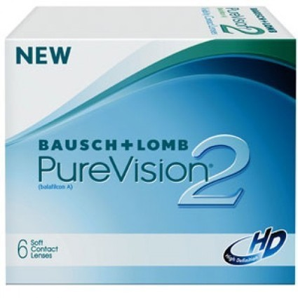 Bausch & Lomb Pure Vision2 HD Contact Lenses | Buy Cheap Contact Lenses Online In INDIA - SoftTouchLenses | Scoop.it