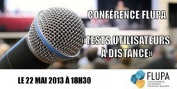 Afterwork Tests Utilisateurs à distance le 22 Mai 2013 dès 18h30 à La Cantine Toulouse | La Cantine Toulouse | Scoop.it